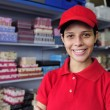 teen job at store