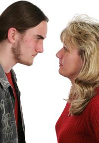 angry teenage son - photo #13