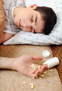 addicted to pills