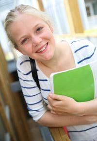 highschool girl student
